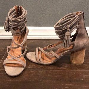 "Jeffrey Campbell Shoes - Jeffrey Campbell ""Despina"" Strappy Sandal"
